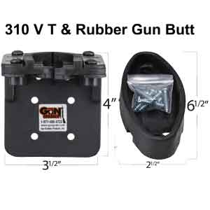 310VT Effective Vehicle Transport Gun Rack
