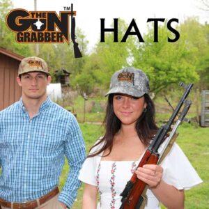 #1 High Grade Gun Grabber Camo Hats